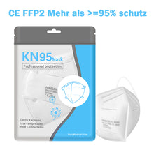 Load image into Gallery viewer, FFP2 KN95-N95 Masque de protection respiratoire - Plus de 99% de protection