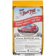 Bobs Red Mill Whole Grain Whole Wheat Flour 5lb