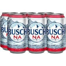 Busch Non Alcoholic Beer, 12 Pack Beer, 12oz