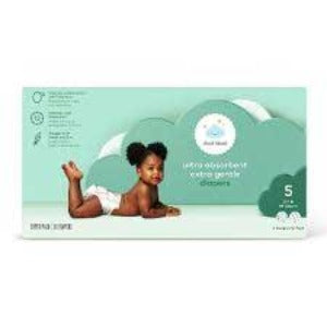 Cloud Island Diapers Size 5 69ct