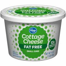 Cottage Cheese Fat Free 16oz