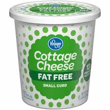 Cottage Cheese Fat Free 24oz