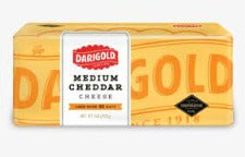 Darigold Medium Cheddar 2 Lb