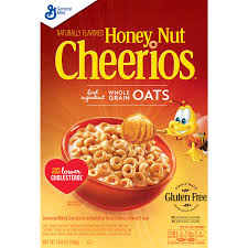 General Mills Honey Nut Cheerios 10.8oz
