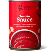 Good & Gather Tomato Sauce 15oz