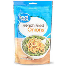 Great Value French Fried Onions, 6 oz