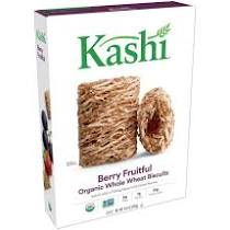 Kashi Organic Promise Berry Fruitful Breakfast Cereal - 15.6oz