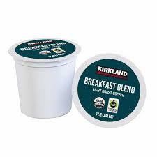 Kirkland Keurig K-Cup Pods 60ct - Breakfast Blend