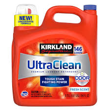 Kirkland UltraClean Fresh Scent Laundry Detergent 194oz