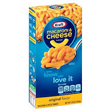 Kraft Macaroni & Cheese Original 7.25oz