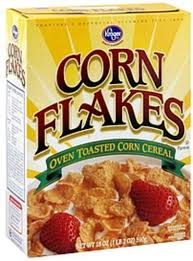 Kroger Corn Flakes 18oz