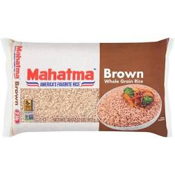 Mahatma Brown Whole Grain Rice 2lbs
