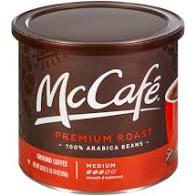 McCafe Premium Roast Medium Ground Coffee 30oz