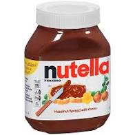 Nutella Hazelnut Spread 33.5oz