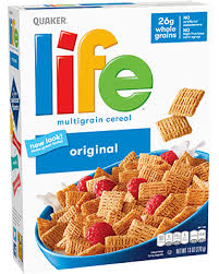 Quaker Life Multigrain Original Cereal 13oz