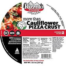 Caulipower Pizza Crust All About The Base 2ct