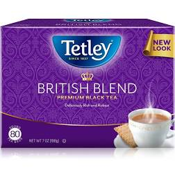 Tetley British Blend Tea Bags 80ct