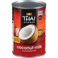 Thai Kitchen Coconut Milk Unsweetened 13.66oz