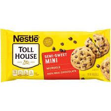 Toll-House Nestle Mini Semi-Sweet Chocolate Chips 10oz