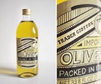 Trader Giotto's Olive Oil Packed In Italy 33.8floz
