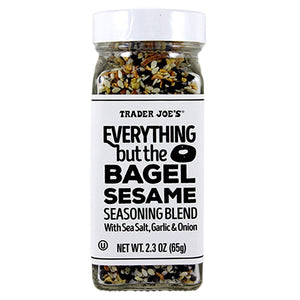 Trader Joe's Everything but the Bagel Sesame Seasoning Blend 2.3oz