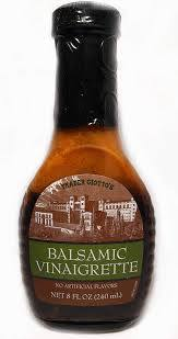 Trader Joe's Trader Giotto's Balsamic Vinaigrette 8oz