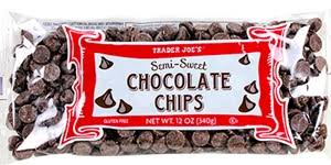 Trader Joes Semi Sweet Chocolate Chips 12oz