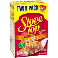 Twin Pack Stovetop Stuffing Mix 12oz