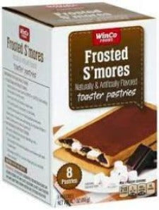 Winco Toaster Pastries 8ct