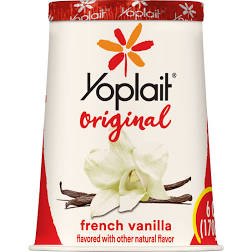 Yoplait Yogurt 6oz