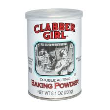 Clabber Girl Double Acting Baking Powder 8.1oz