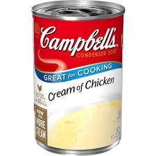 Campbell's Cream of Chicken Soup 10.5oz