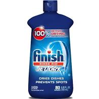 Finish Rinse Aid Jet Dry Ultra 32oz