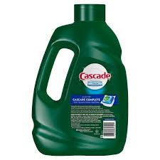 Cascade Advanced Power Liquid Dishwasher Detergent 125oz