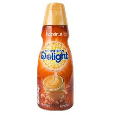 International Delight Hazelnut Creamer 32oz