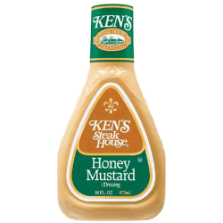 Ken's SteakHouse Honey Mustard Dressing 16oz
