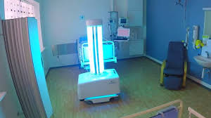Denmark provides healthcare with UV Robots
