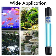 Load image into Gallery viewer, Aquarium Submersible germicidal UV lamp for water sterilization - UV Home Disinfection