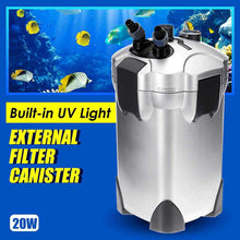 Load image into Gallery viewer, Aquarium filter with UV water sterilization, 20 W - UV Home Disinfection