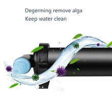 Load image into Gallery viewer, UV sterilization lamp for Aquarium or Pond with pump - UV Home Disinfection