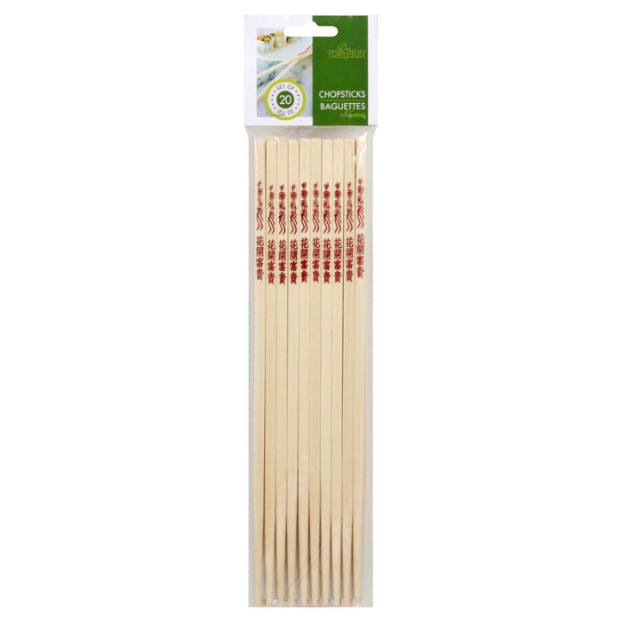 Wooden Chopsticks 10 pairs