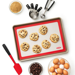 Good Grips Silicone Baking Mat Red