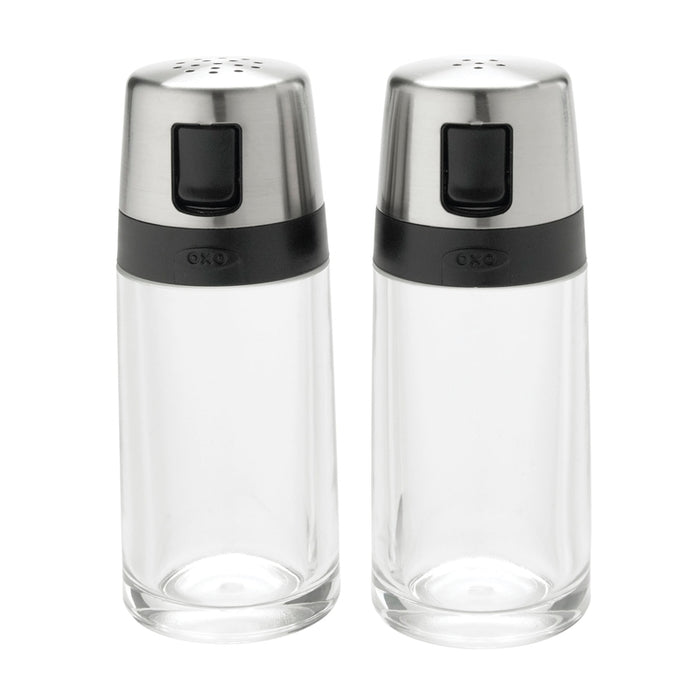 Good Grips Salt & Pepper Set w/Spout