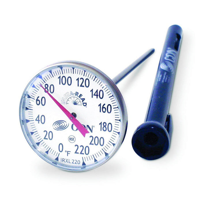 CDN Large Face Instant Read Thermometer