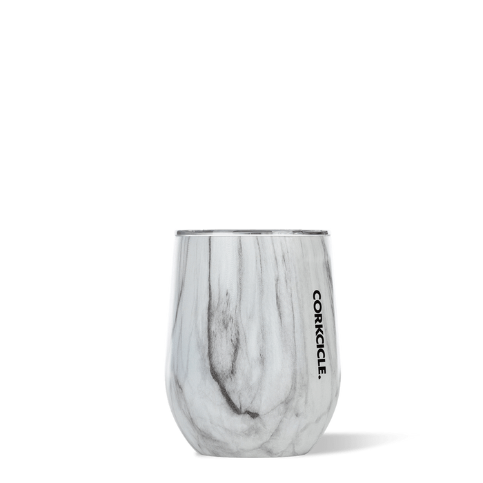 Corkcicle Stemless Wine - Snowdrift