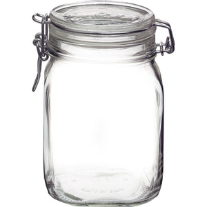FIDO Glass Canister - 1L