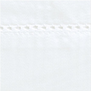 Daniadown Egyptian Cotton Flat Sheets - Cloud White