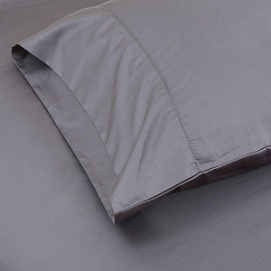 Daniadown Egyptian Cotton Pillowcase Set - Natural