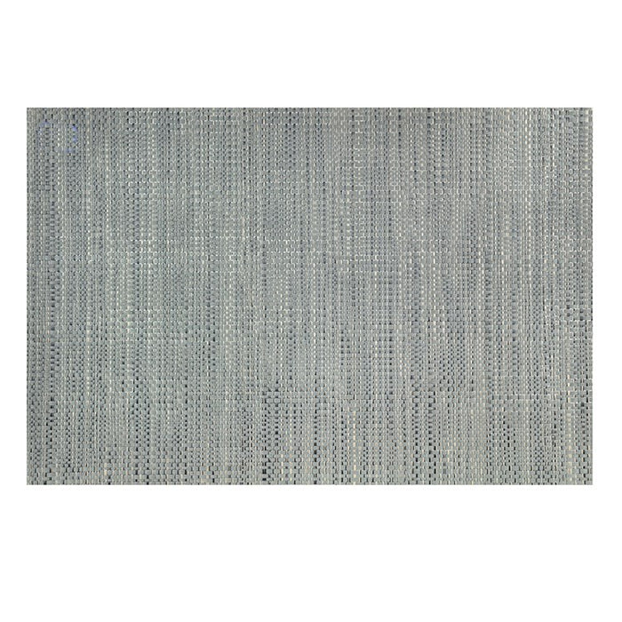 Placemat Basketweave Grey