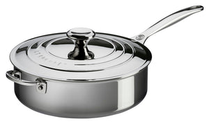 Le Creuset Stainless Steel Saute Pan